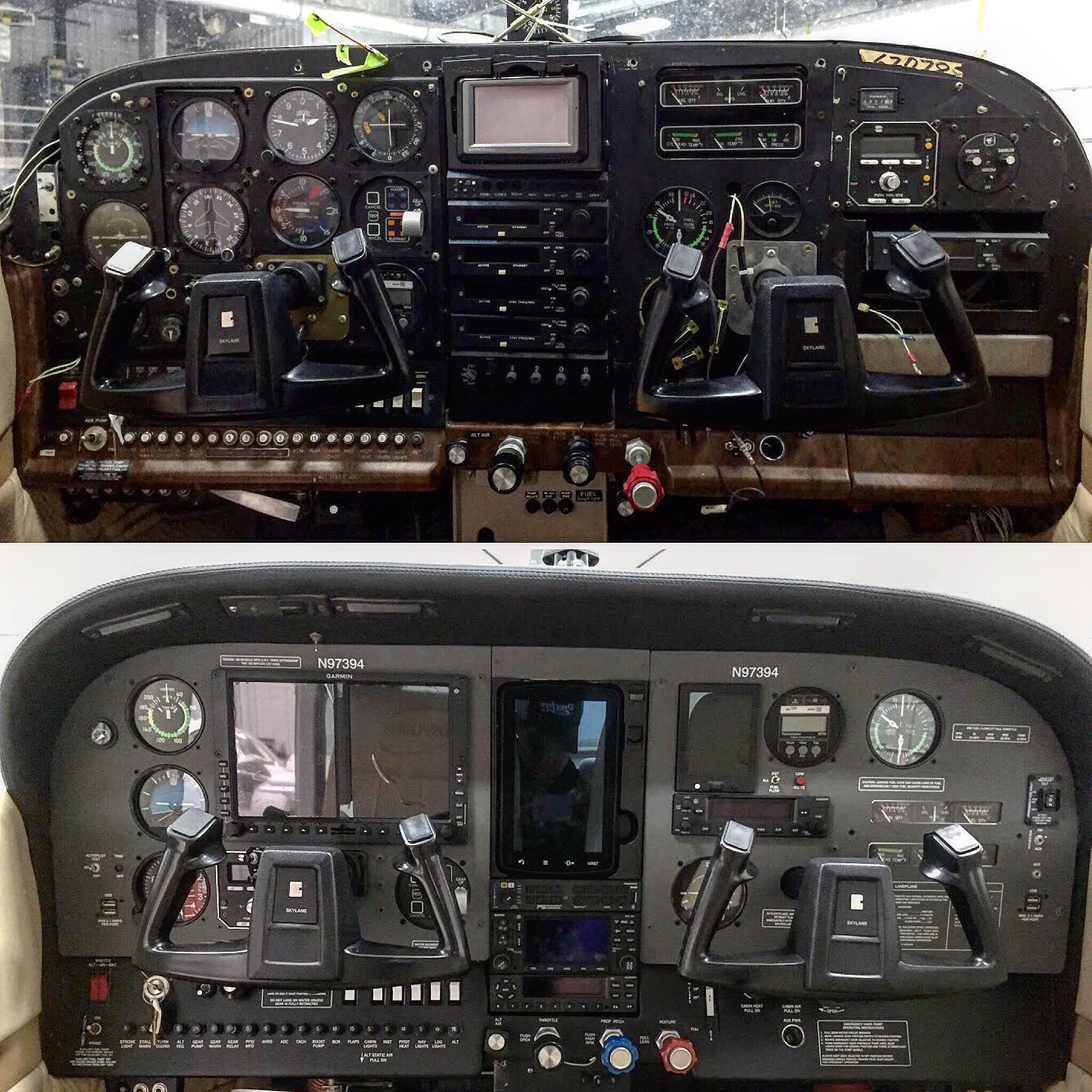 Cessna 182Q Amphib