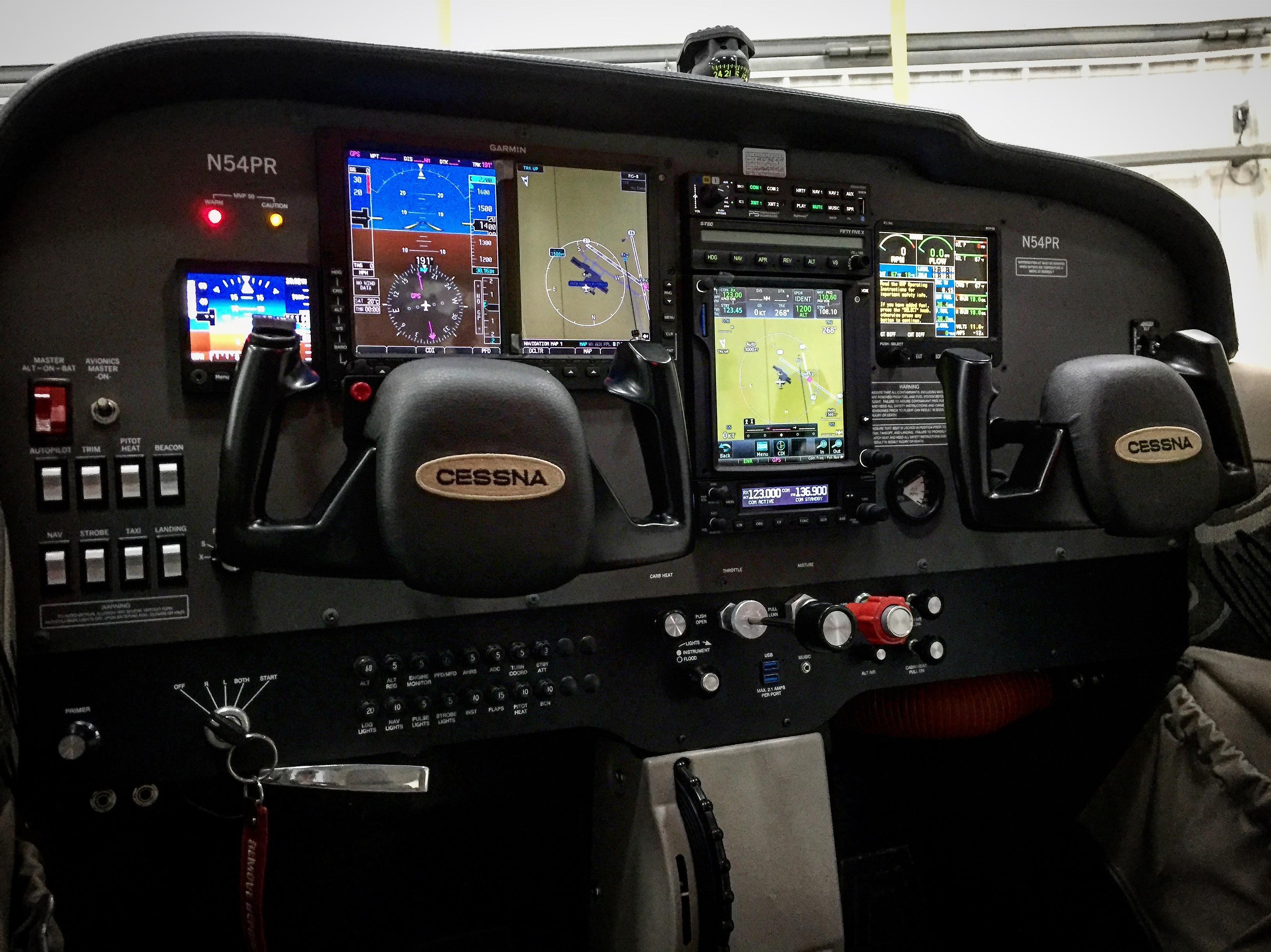 Recent Avionics Upgrades – Park Rapids Avionics