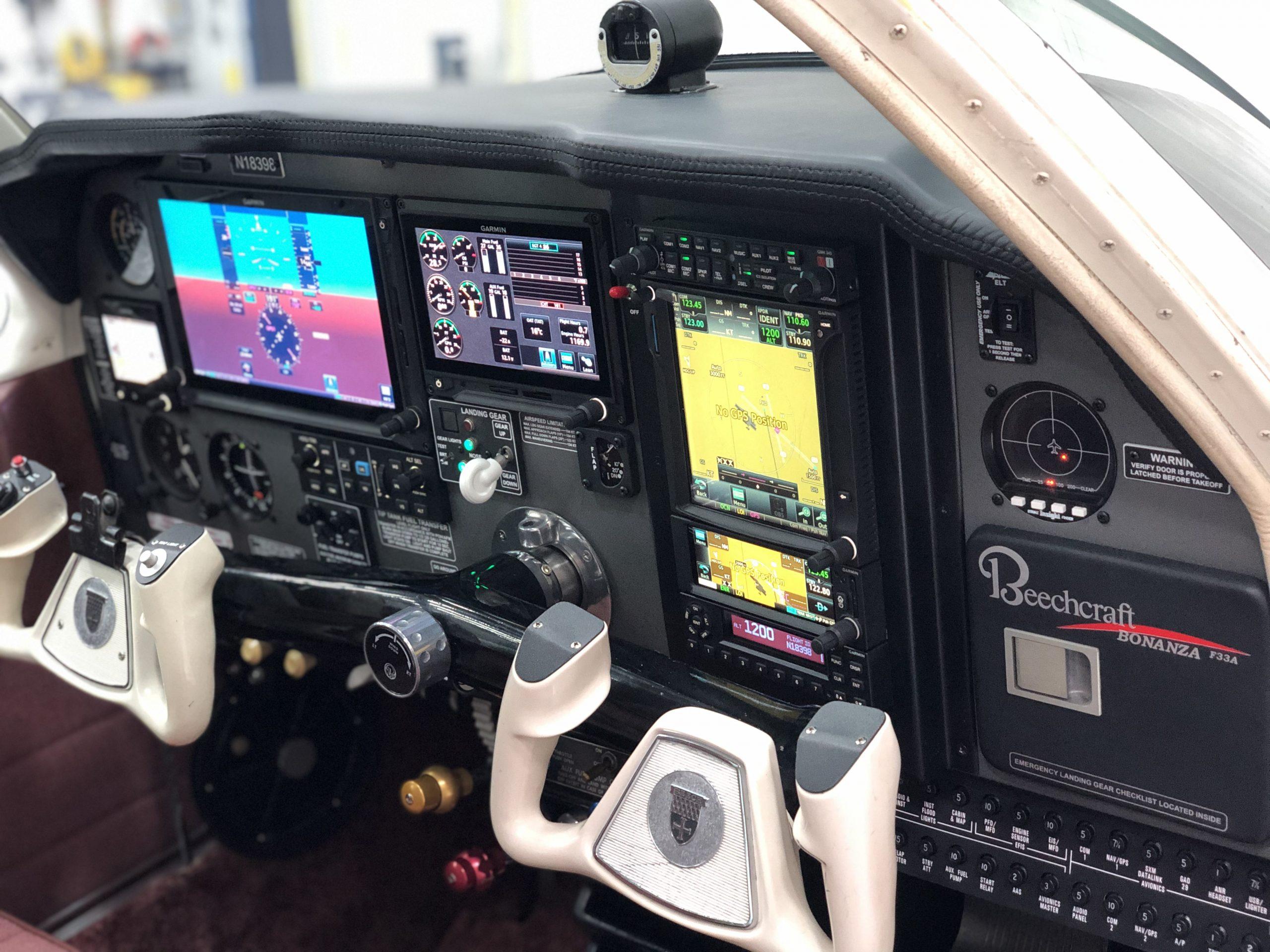 Beech F33A